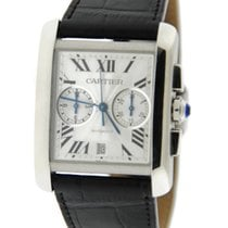 Cartier Tank MC Chronograph Automatic Stainless Steel