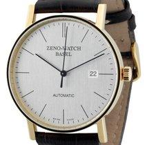 Zeno-Watch Basel -Watch Herrenuhr - Bauhaus Automatic 18ct...