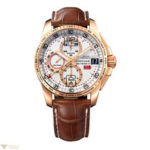 Chopard Mille Miglia GMT Chronograph Tachymeter 18k Rose Gold...