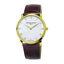 Frederique Constant Men's FC-200RS5S35 Slimline Watch