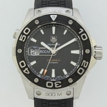 TAG Heuer Aquaracer Calibre 5 Automatic  Steel WAJ2110