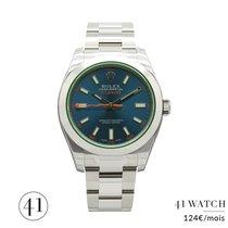 Rolex Milgauss Cadran Bleu: à partir de 124 € / mois
