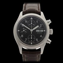 IWC Pilot's Chronograph Fliegerchronograph Stainless Steel...