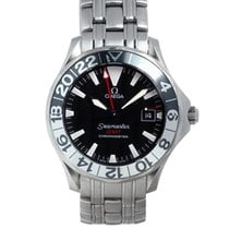 Omega Seamaster 300M GMT 50th Anniversary Edition 2534.50.00