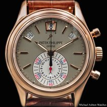Patek Philippe Ref# 5960R, Annual Calendar Chronograph