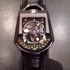 Urwerk REVOLVING SATELLITE COMPLICATION WITH TELESCOPIC...