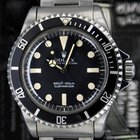 Rolex Submariner 5513 Strecth Maxi Dial Riveted Oyster Bracelet