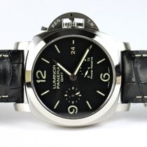 Panerai Luminor 1950 GMT PAM00321 Power Reserve