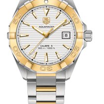 TAG Heuer AQUARACER 300M CALIBRE 5 AUTOMATIC WATCH 40,5MM