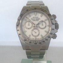 Rolex Daytona Stahl Ref. 116520 ZB.Weiß