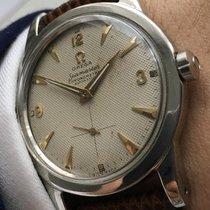 Omega Seamaster Automatik Chronometer Honeycomb Textured...