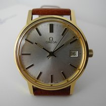 Omega gold plated manual movement
