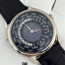 Patek Philippe 175th Anniversary White Gold World Time Limited...