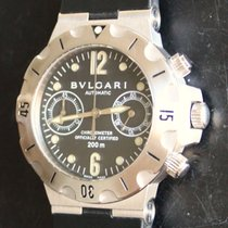 Bulgari DIAGONO SCUBA Chronometer Automatik Luxus Chronograph
