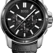 Hugo Boss Origin Chrono 1512926 Herrenchronograph Massives...