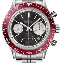 Longines Heritage Men's Watch L2.808.4.52.6