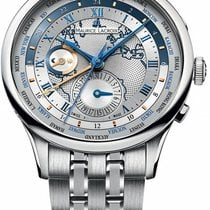 Maurice Lacroix Masterpiece Worldtimer MP6008-SS002-111