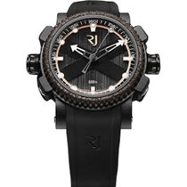 Romain Jerome Titanic DNA Red Octopus Automatic in Black PVD...