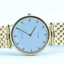ゼニス (Zenith) Damen Uhr Gehäuse Stahl Vergoldet 32mm Concesto
