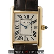 Cartier Tank Collection Tank Louis 18k Yellow Gold 26mm ...