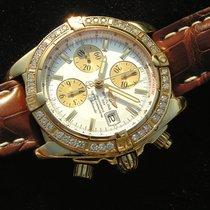 Breitling Chronomat Evolution K13356 18k 750 Gelbgold 750 18k