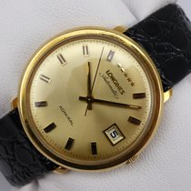 Longines Admiral Automatic - 18K Gold