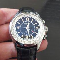 Vulcain GMT Cricket Worldtime Stainless Steel Mint