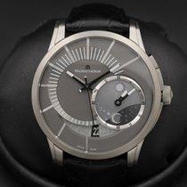 Maurice Lacroix - Pontos Decentrique - GMT - Titanium - MINT