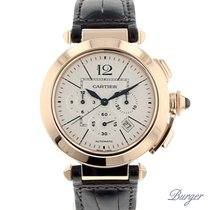 Cartier Pasha Chrono Automatic 42mm Rose Gold