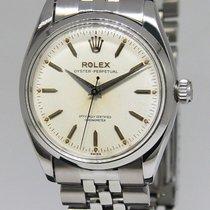 Rolex Vintage Oyster Perpetual Steel American Bracelet...