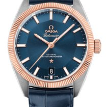 Omega Constellation Globemaster Master Chronometer Co-Axial 39mm
