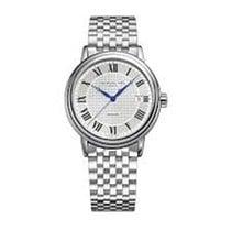 Raymond Weil Maestro Silver Dial Stainless Steel Men's Watch