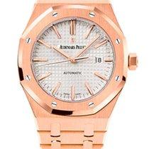 Audemars Piguet Royal Oak 18K Pink Gold Men's Watch