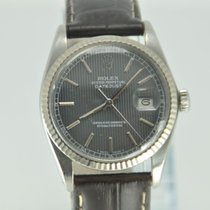 Rolex Oyster Perpetual Datejust Gold/Steel Tapestry Dial Ref....