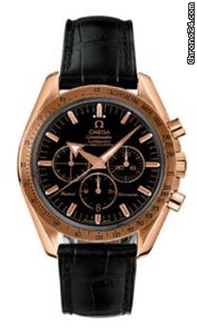 Omega Speedmaster Broad Arrow Schumacher Oro Rose Gold Limited