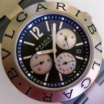 Bulgari Titanium Chronograph