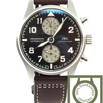 IWC Pilots watch 43mm brown Antoine de Saint Exupery NEW