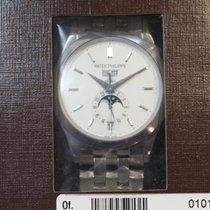 Patek Philippe 5396/1G-010 Annual Calendar MoonPhase White Gold
