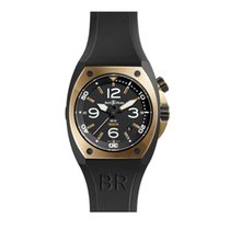 Bell & Ross MARINE BR02 PINK GOLD & CARBON