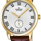 Candino Classic C4594/2 Damenarmbanduhr Klassisch schlicht