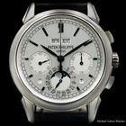 Patek Philippe Ref# 5270 White Gold, Perpetual Chronograph