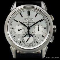 Patek Philippe Ref# 5270 White Gold, Perpetual Chronograph