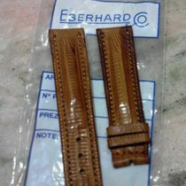 Eberhard & Co. vintage leather strap 18mm newoldstock