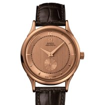 Omega Co-Axial Limited Edition 1948 pieces  18kt Rose Gold