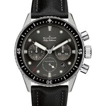 Blancpain 5200-0240-NAOA Fifty Fathoms Bathyscaphe Flyback...
