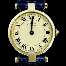 Cartier Must de Cartier Vermeil