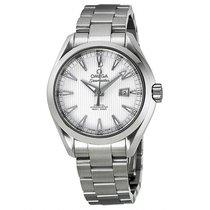 Omega Ladies 23110342004001 Seamaster Aqua Terra Watch