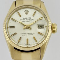 Rolex OYSTER PERPETUAL LADY DATEJUST GOLD 6517