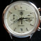 TAG Heuer Carrera Automatic chrono dial mother of pearl