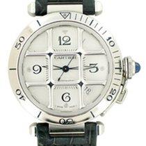 Cartier Pasha GRIGLIA 38 autom. 08/2002 art. Ca180
